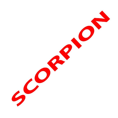 diesel cassidy mens laced leather boots black